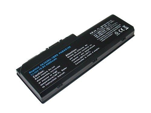 Batterie de rechange compatible pour Toshiba Satellite P200-12W, Satellite P200-136, Satellite P200-139, Satellite P200-13B, Satellite P200-13F, Satellite P200-13H, Satellite P200-13I, Satellite P200-13K, Satellite P200-13K, Satellite P20,80,80 V 4 4 40 mAh 0-13 m. Satellite P200-13Y, Satellite P200-13Z, Satellite P200-140, Satellite P200-143, Satellite P200-144, Satellite P200-14O, Satellite P200-154, Satellite P200-155, Satellite P200-156, Satellite P200-15. 7, Satellite P2. 00-15U, Satellite P200-16J.