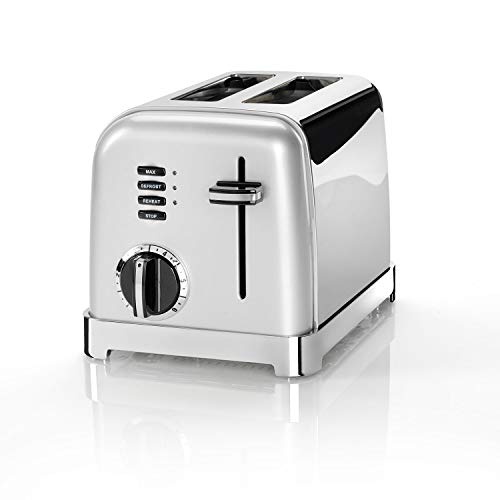 Cuisinart Style Collection 2 Slot Toaster   Frosted Pearl   CPT160SU