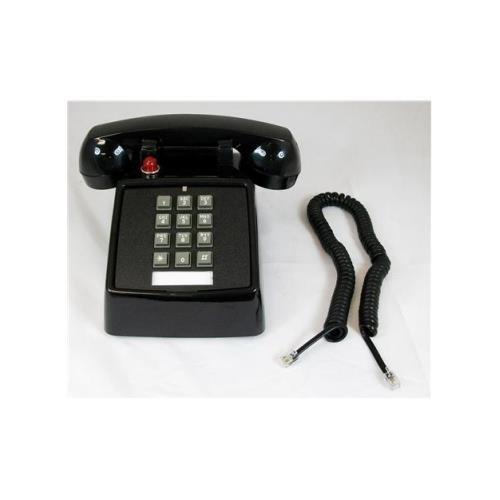 Cortelco - itt-2500-57md-bk - 250000-vba-57md desk, message waiting,