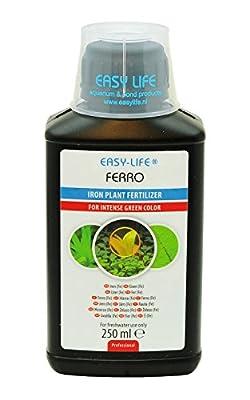 Easy Life Ferro Traitement de l'Eau pour Aquariophilie 250 ml