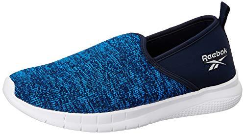 Reebok Men Harmony Slip On Lp Awesome Blue/Coll Navy Walking Shoes-9 UK (43 EU) (10 US) (FV8267)
