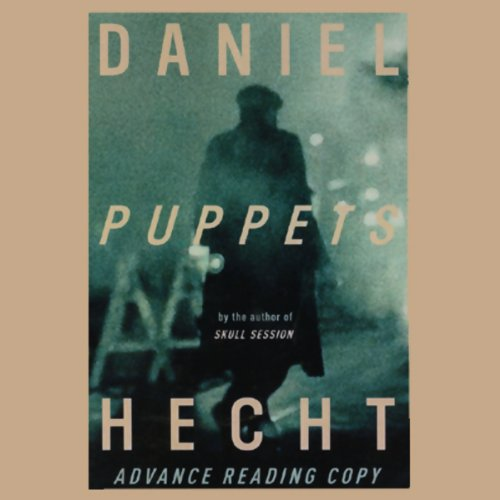Puppets  audiobook cover art