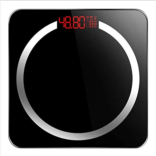 Check Out This SPLY DTEM Weighing Scale USB Charging Body Scale Household Body Scale Weighing Scale ...