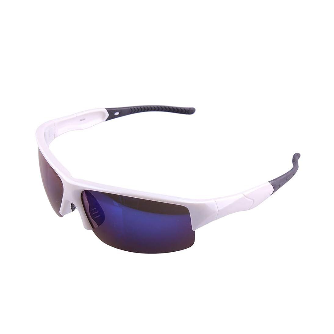 ローン薬用かけるSukipu 耐久性のある PCフレームユニセックススポーツサングラス偏光レンズサイクリング野球ランニング釣りゴルフクライミング (色 : A002)