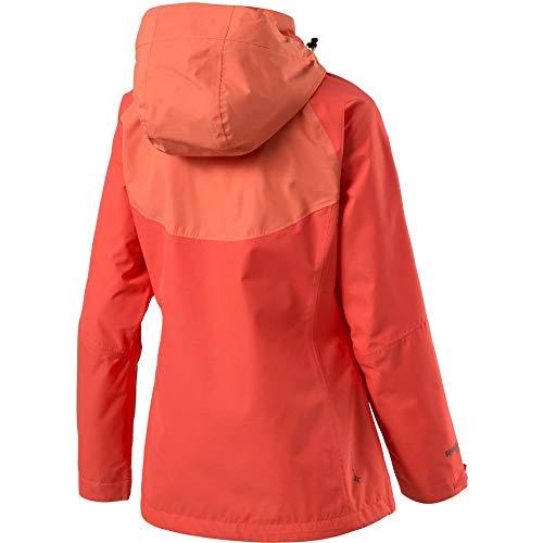 McKINLEY Dames Veste De Function Laga Blazer, Rood Rood Light, (Manufacturer Maat: 34)