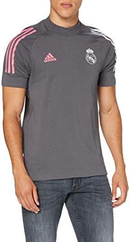 adidas Real Madrid Grey Training T Shirt 2020 21 M product image