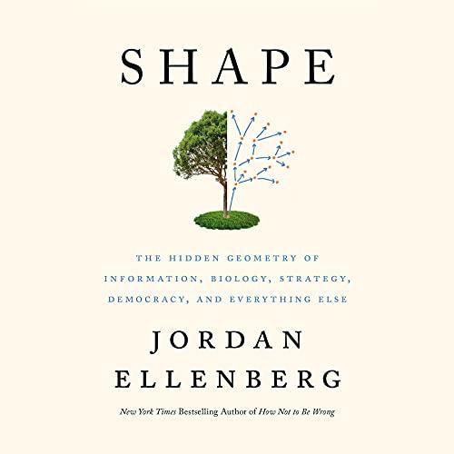 Shape Audiobook By Jordan Ellenberg cover art