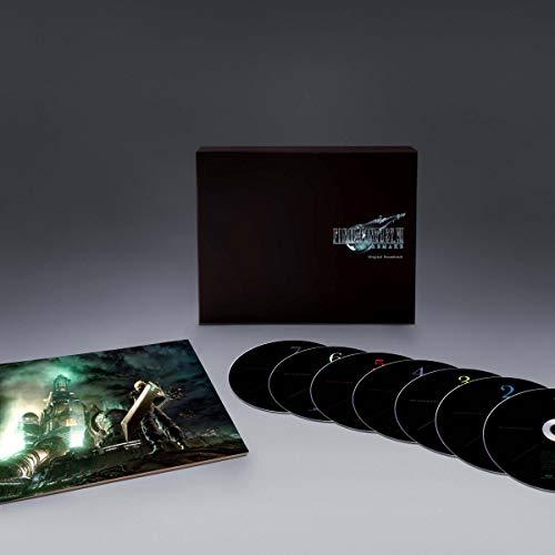 Final Fantasy Vii Remake (Box 7 Cd)