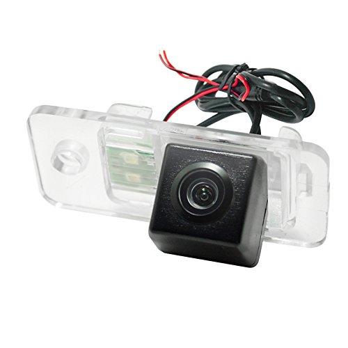 FEELDO Caméra de recul pour Audi A3 (2012 ~ aujourd'hui)/A6 (2004 ~ 2011) Sedan Caméra de stationnement