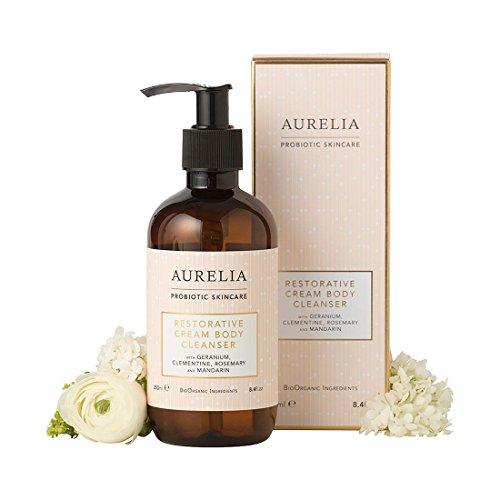 Aurelia Probiotic Skincare Restorative Cream Body Cleanser, 250 ml