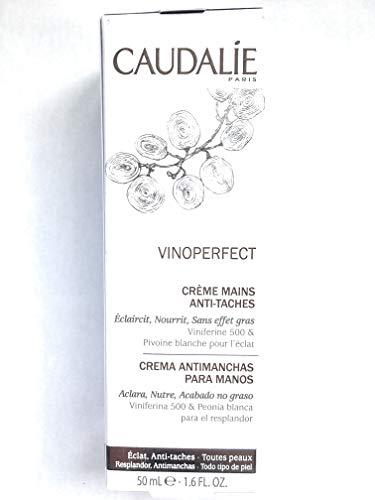 Caudalie Paris - Crema De Manos Antimanchas Vinoperfect 50 Ml Caudalie