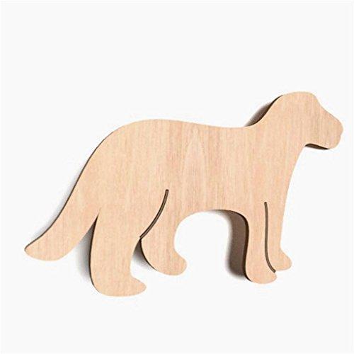 deutschlandweit einziger Anbieter diesen Hersteller 10x Naturholz Hufeisen Pferd Glueck zum Aufhaengen Basteln Bemalen Dekoration hp WoMa Kreativ Shop