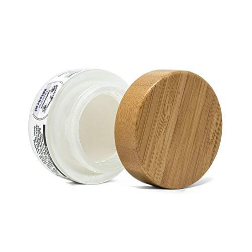 mousseYmousse Deocreme im Glas 30ml Mistral, festes Deodorant ohne Aluminium, Naturkosmetik Deo Creme nachhaltig und vegan