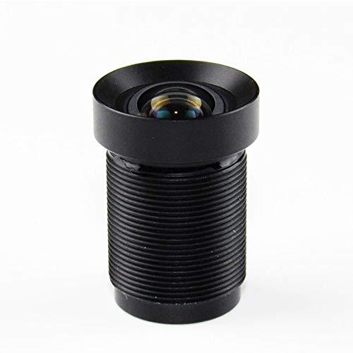 FUQUAN DIAN Sport obiettivo della fotocamera da 10 MP 4K Lens Lens macchina fotografica di azione 4,35 millimetri Lens M12 1 / 2.3' IR Filtro for GoPro Eroe 4/3 + Xiaomi Yi 4k + SJCAM DJI Phantom dron