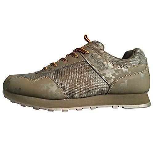 Chub Vantage Camo Trainers Größe 44 (10) 1404652 Schuhe Angelschuhe Boots Outdoorschuhe