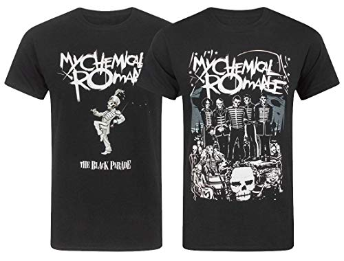 My Chemical Romance The Black Parade 2 Pack T-Shirts Men's Multi-Pack Tee's