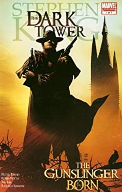 Stephen King Dark Tower The Gunslinger Born #1 First Printing from Marvel Comics