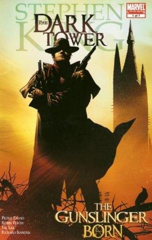 Stephen King Dark Tower The Gunslinger Born #1 First Printing from Marvel Comics