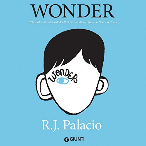Wonder audiobook cover art