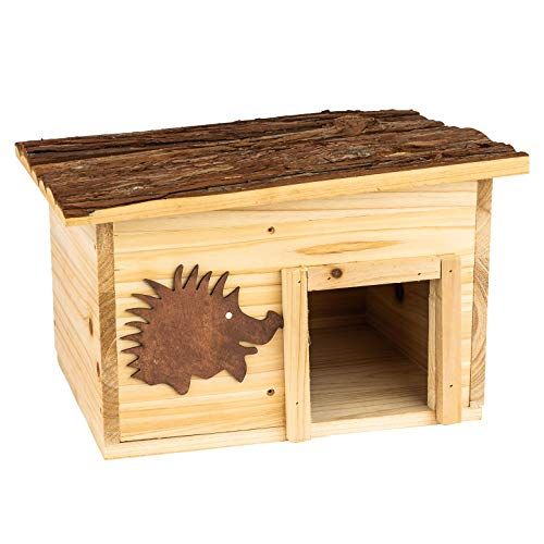 Skojig Holz ca. 32x26x22cm Bild
