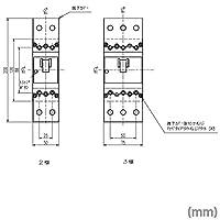 三菱電機 TCL-05SRU3 (大形端子カバー) (ULブレーカ用) NN
