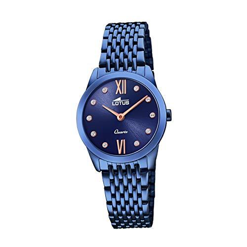 Lotus Minimalist 18479/1 Reloj de Pulsera para mujeres Momento Estelar de Diseño