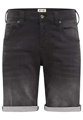 MUSTANG Herren Chicago Shorts, Schwarz (schwarz 881), W(Herstellergröße:33)
