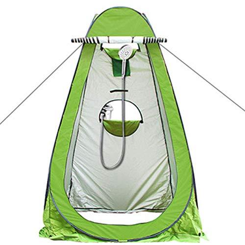 FFCVTDXIA Ducha de Alimentos Privacidad Aseo Tienda de Tiendas Playa Portátil Cambio de Vestuario Camping Pop Tents Room Sun Sazona Bebé Ducha al Aire Libre para Camping 1125 zhihao (Color : A)