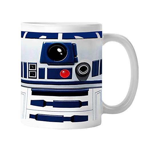 Miracle Starswars Kaffeetasse – Classic R2D2 Star-Wars-Geschenk Merchandise Kaffeetasse