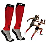 <span class='highlight'>Xn8</span> Compression Socks-Stockings for Men and Women Fit for Running-Athletic <span class='highlight'>Sports</span>-Flight Travel- Shin Splints-Pregnancy-Nurses- Boost Stamina and Recovery