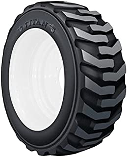 Titan HD2000 II Skid Steer Industrial Tire - 12-16.5 E/10-Ply