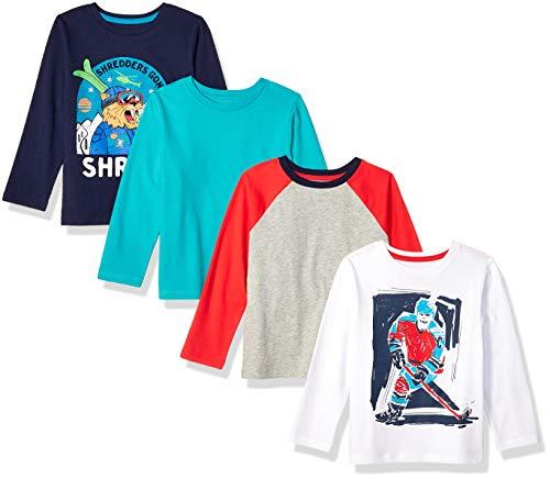 El Mejor Listado de Camisetas de manga larga para Niño - los preferidos. 6