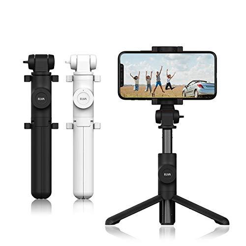 APOKIN Palo Selfie Trípode Bluetooth,Mini Selfie Stick Bolsillo para Autofoto.Extensible de Control...