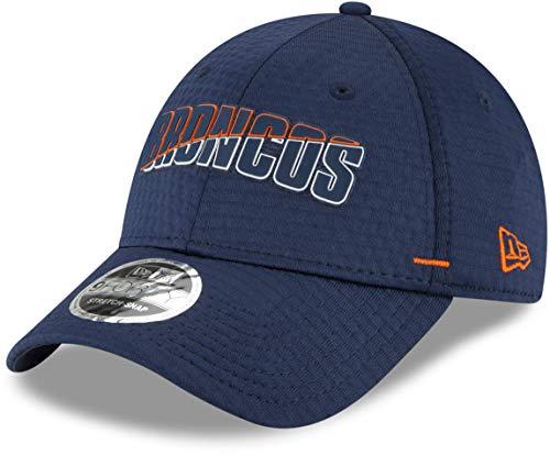 New Era Denver Broncos 940 NFL 2020 Onfield Training Stretch Snap Cap