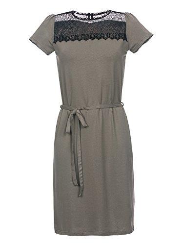 Vive Maria Lovely Lace Dress Damen Kleid Grün, Größe:S
