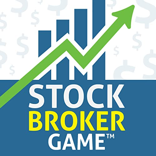 Now FREE! Stock Broker Game - $10,000 to invest in the stock market!