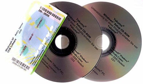 Microsoft Windows XP Media Center Edition 2005 (OEM)