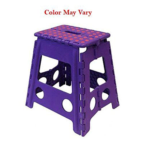 Wham Tall Folding Step Stool - 201417 x 3 - color may vary by Wham