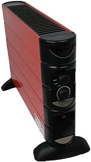Mauk 1707 - Calefactor de pie, color rojo