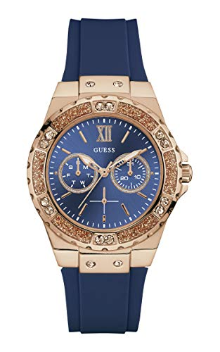 Guess Damen Multi Dial Uhr Limelight