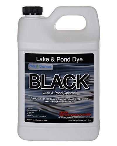 Black Lake and Pond Dye - 1 Gallon