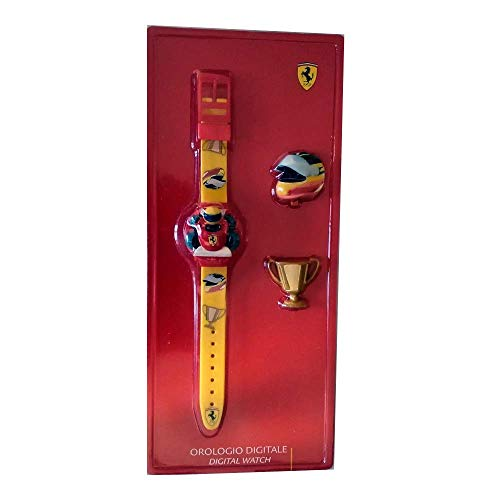 Scuderia Ferrari Orologio Quarzo Bambino 810001