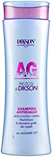 Dikson Preziosi Di Dikson Ag Shampoo Antigiallo 250 ml