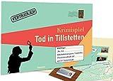 Juego de detectives, diseño de castillo Tillstetten Escape Room