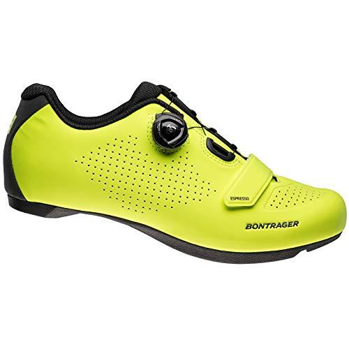Bontrager Espresso Rennrad Fahrrad Schuhe gelb 2020: Größe: 48