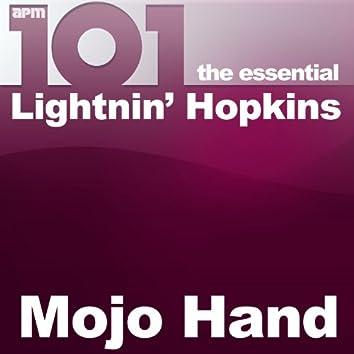 101 - Mojo Hand - The Essential Lightnin' Hopkins