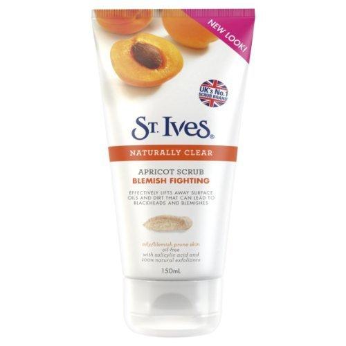 St. Ives - Esfoliante viso anti imperfezioni all'albicocca