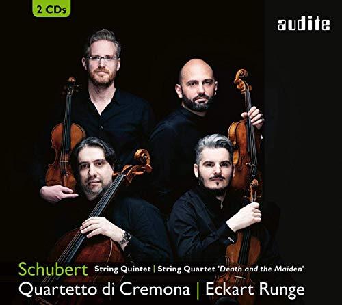 Quartetto N.14 D 810 'La Morte E La Fanciulla', Quintetto Per Archi D 656