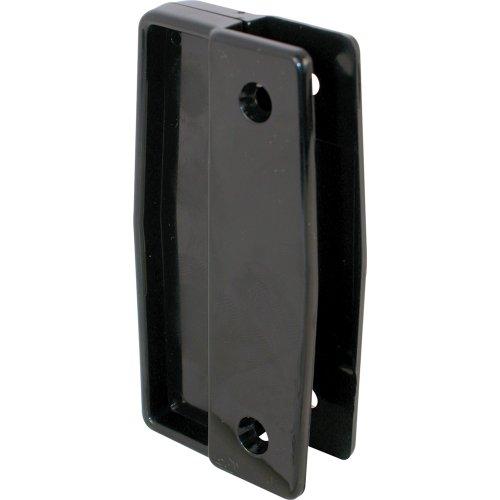 Prime-Line Products A 111 Sliding Screen Door Pulls, Black Plastic,(Set of 1)
