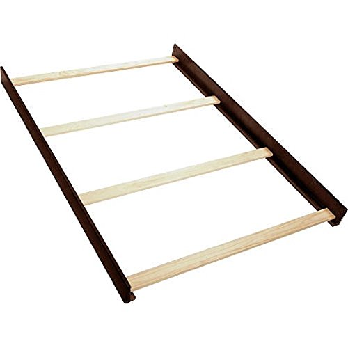 Full Size Conversion Kit Bed Rails for Baby Cache Cribs (Vintage Gray)